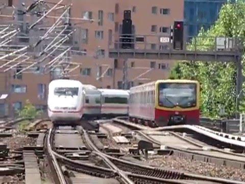 Deutsche Bahn - Berlin/Brandenburg Region