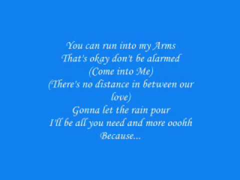 Umbrella - Mandy Moore (with Lyrics!!!)