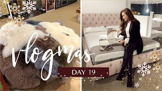 COME HOMEWARE SHOPPING WITH ME | Vlogmas 2018 Day 19