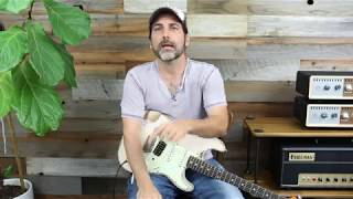 If I Could Only Teach You One Thing On Soloing It Would Be This - Guitar Lesson - CAGED