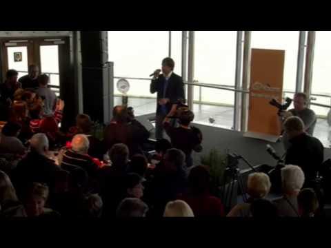 Gunther Neefs - Daarom Zeg Ik Nee (live bij Q)