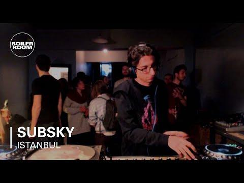 Boiler Room Istanbul Subsky DJ Set