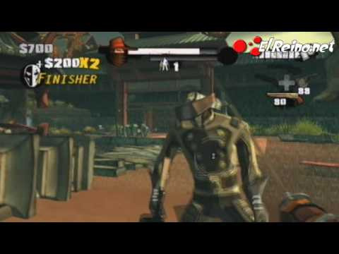 Vídeo análisis / review Red Steel 2 - Wii
