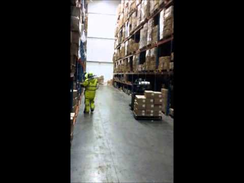 Warehouse Pickers Visual Job Description - Youtube