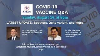 AMAC COVID 19 Vaccine Q&A