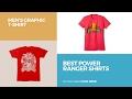 Best Power Ranger Shirts Men's Graphic T-shirt