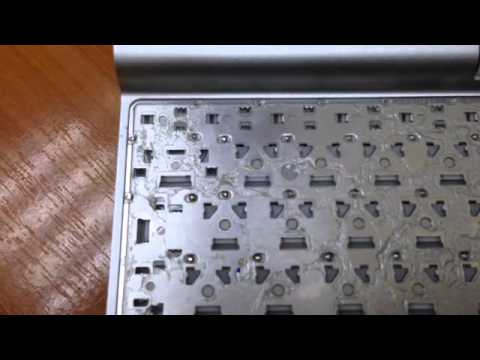 apple wireless keyboard a1314 youtube. Black Bedroom Furniture Sets. Home Design Ideas