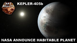 Nasa Announce Habitable Planet: Kepler-405b. Artalientv - 1080p