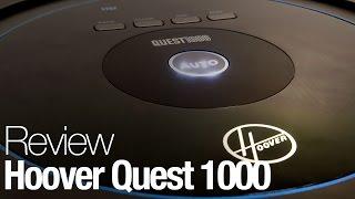 Hoover Quest 1000 Robot Vacuum Review