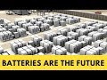THE NEXT INVESTING TREND - BATTERIES
