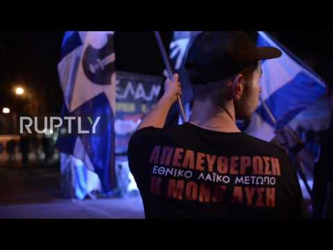 Cyprus: ELAM supporters mark 1974 Turkish invasion with march