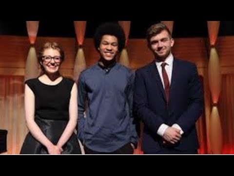 BBC YM Forty Years Young  featuring Sheku KannehMason, Jess Gillam and Ben Goldscheider