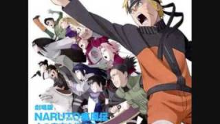 Naruto Shippuden Movie 3 OST-16. Night Stroll