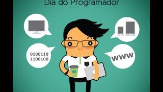 Dia do programador - Novidades no Canal e no site