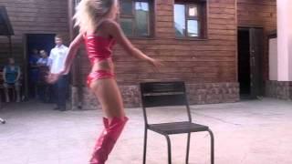 GO-GO выступление Волковой Елены