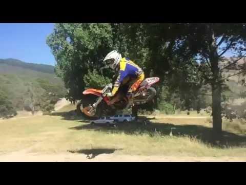 Kopua Track (Gisborne) - Trav Brown & Tommy Watts