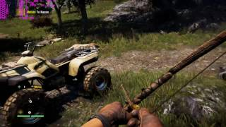 Far Cry 4 PC gameplay at 1080p on ULTRA SETTINGS using a GTX 1060 6GB