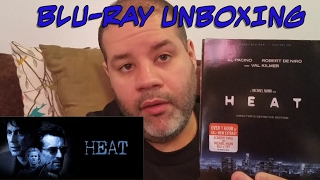 HEAT DIRECTOR'S DEFINITIVE EDITION: BLU-RAY UNBOXING.