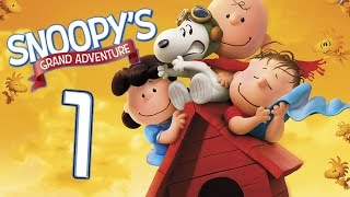 Game   Peanuts Movie Snoopy s Grand Adventure Walkthrough Part 1 PS4, X360, WiiU World 1 Jungle   Peanuts Movie Snoopy s Grand Adventure Walkthrough Part 1 PS4, X360, WiiU World 1 Jungle