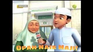 Upin Ipin Opah Umroh