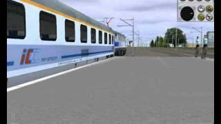 gra pociągi symulator