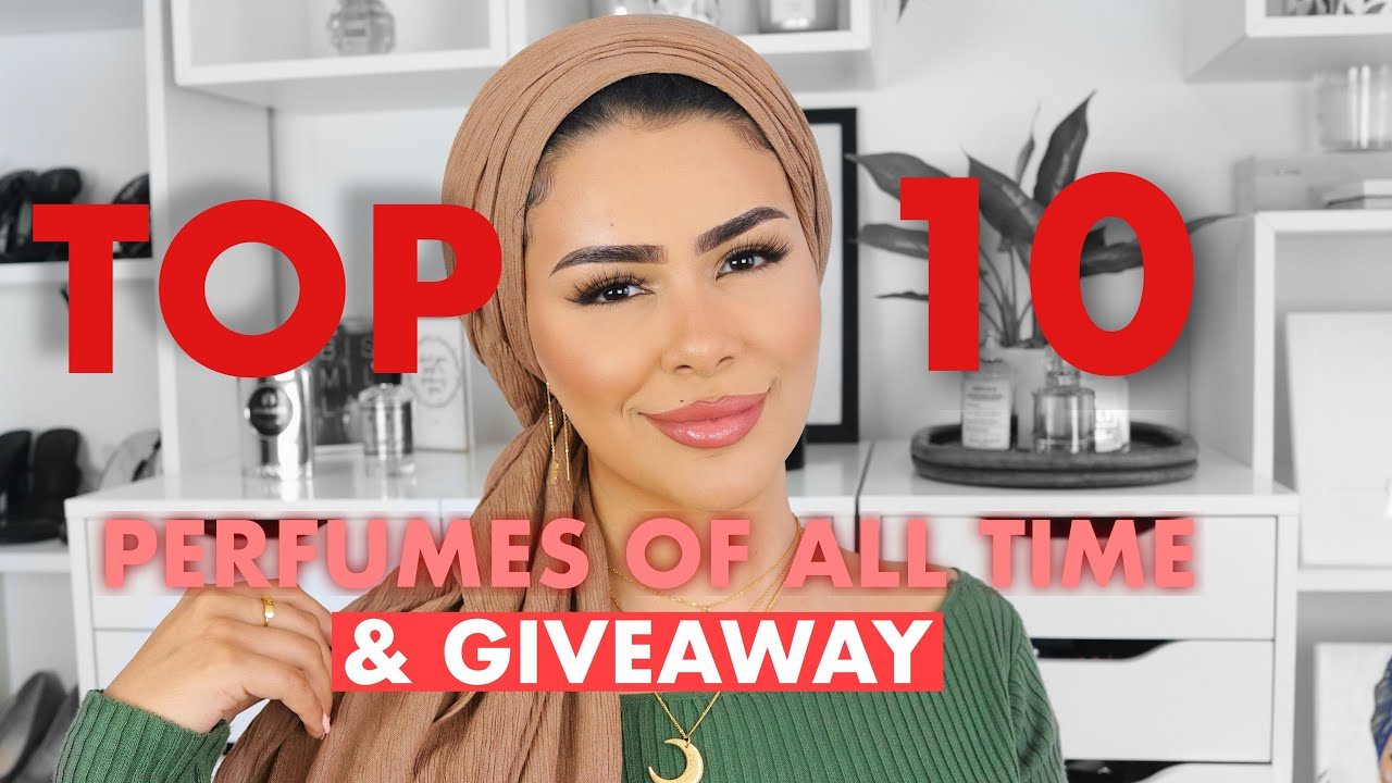 Top 10 perfumes that will make you smell LUSH & giving away my favourite perfume 💕