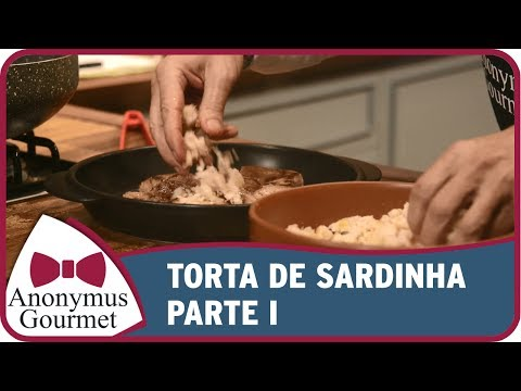 Torta de Sardinha - Parte I