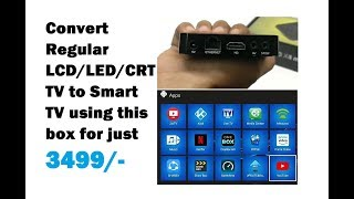 Make Regular TV a Smart TV (Better than MI TV)- X8 Mini