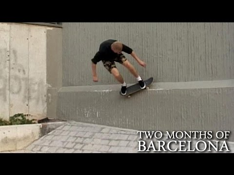 BAGHEAD CREW - Barcelona Skateboarding (Two Months of Barcelona)