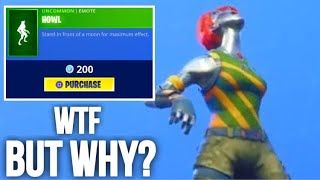 A Wolf? Really Epic? Fortnite ITEM SHOP [October 28] | Kodak wK