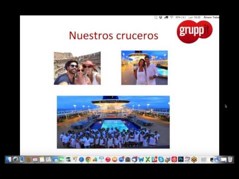 Crueros Singles de Gruppit 2015