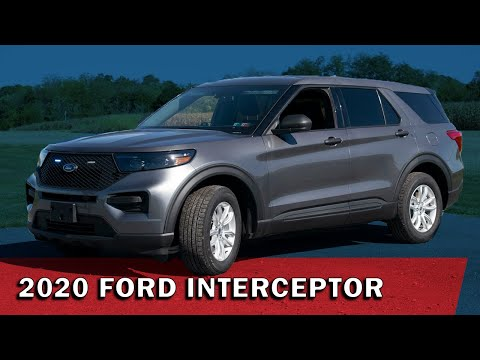 2020 Ford Interceptor | 911RR