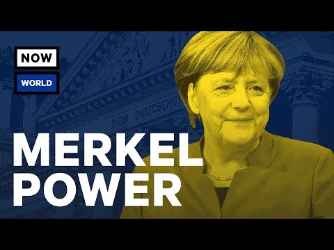 How Powerful is Angela Merkel? | NowThis World