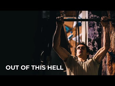 Out of this Hell - Adam Ondra struggles with Perfecto Mundo