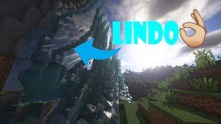 Shader LINDO no Minecraft / + Shader leve para pc FRACO/RUIM