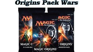 Three MTG Origin Ruthless Pack Wars (CMC Based, Winner takes all!)