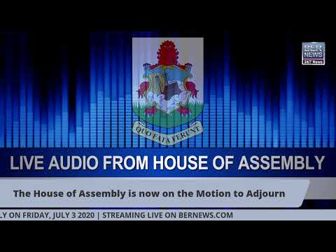 Afternoon Session | House of Assembly on Friday, July 3