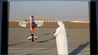 AMAZING.. AMAZING landing with ENGINE OFF by Mohammed AL Dhahri - Extra 330