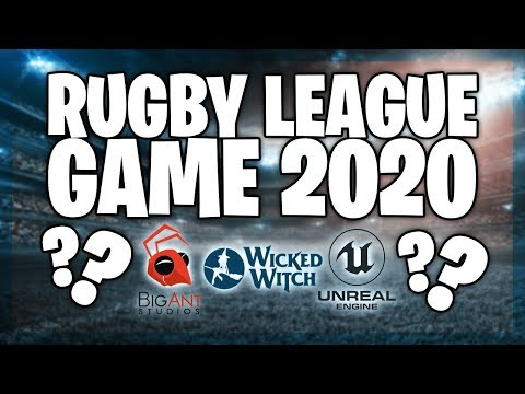 RUGBY LEAGUE LIVE 5 2020!? OR RUGBY LEAGUE EVO?