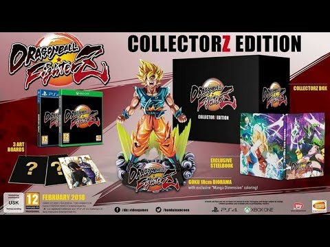 DragonBall FighterZ Special Edition, Androids, and SSGSS-SSP |