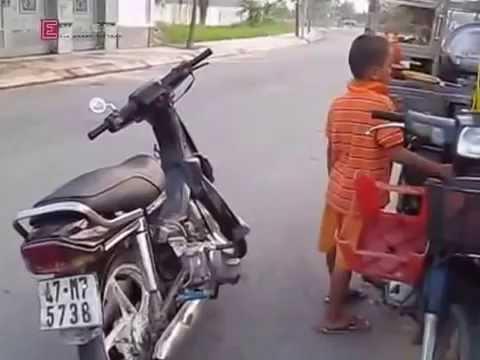 Tài năng trẻ Việt Nam, 13 tuổi thể hiện đẳng cấp tổ lái - 2014