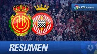 Resumen de RCD Mallorca (0-1) Girona FC