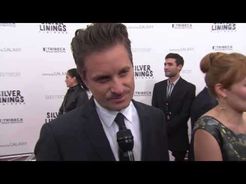 "Shea Wigham's Official ""Silver Linings Playbook"" NY Premiere Interview"