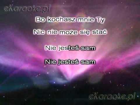 Agnieszka Chylińska - Nie mogę Cię zapomnieć karaoke