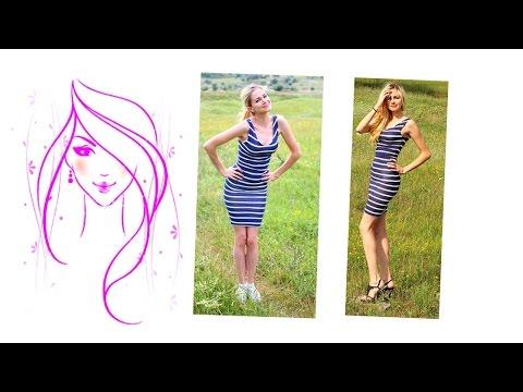 MORENA DIY: HOW TO MAKE SUMMER DRESS