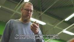 """Mielensäpahoittajan """"isä"""" Tuomas Kyrö Hankkijalla"""