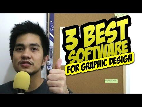 3 Best Software for Graphic Design Work - Adobe Photoshop | Illustrator | InDesign