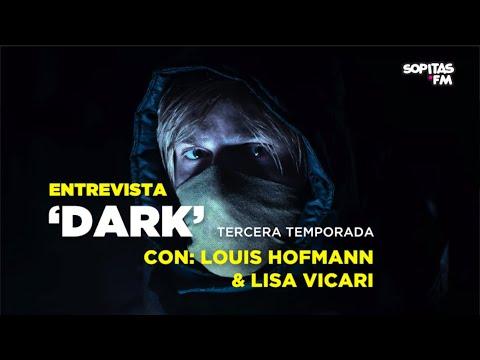 En YouTube: ENTREVISTA   Martha y Jonas nos cuentan lo que no sabías sobre la serie de 'DARK'