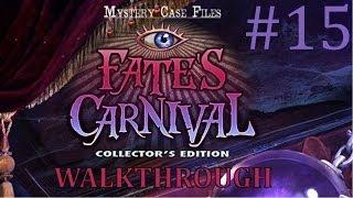 Mystery Case Files: Fate's Carnival Walkthrough part 15