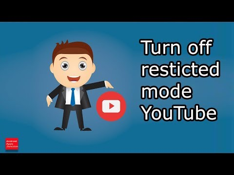 How To Turn Off Restricted Mode On YouTube App In Android Mobile Or Tablet